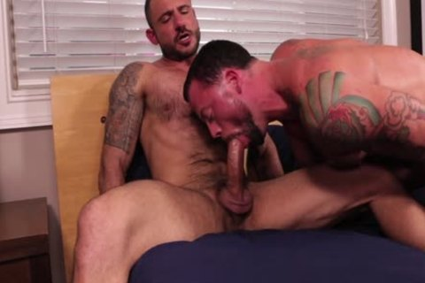 Sean Duran plows Pedro Andreas raw