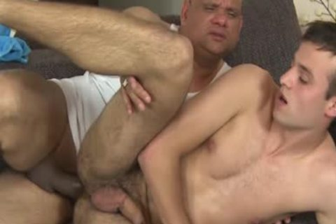 homosexual dude assfucked By daddy