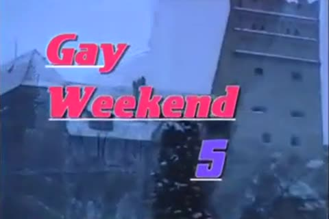 charming homo Weekend