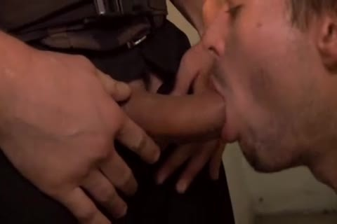 Prisoner Likes It wet