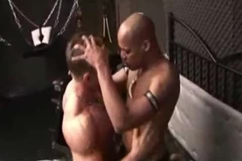 German Musclepig acquires nailed & Fisted
