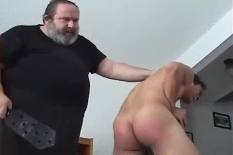 Very nasty lad Spanked