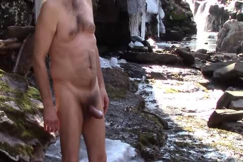 smutty appealing Nature guy Melts The Ice