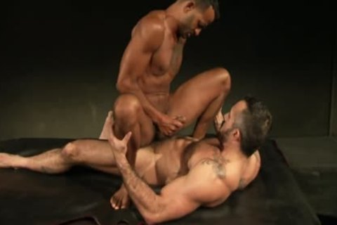 Thomas Shows Allesio His Monster Uncut penis!