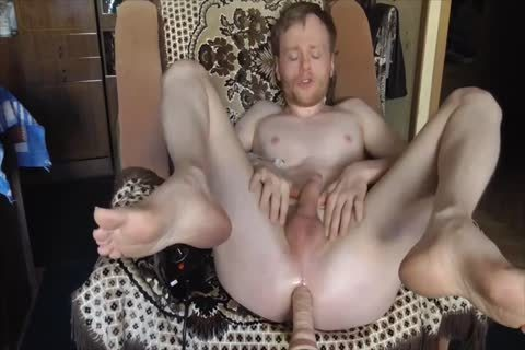 LanaTuls - Maching ass pounded By SexMachine And Cumming