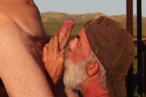 Off-Roading bare And bj At Abandoned Cattle Ranch