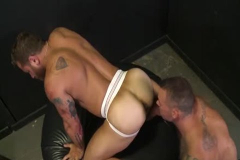 mad For The large dick With Sean Duran & Riley Mitchel