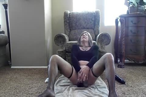 older sheboy WORSHIPS BBC sextoy