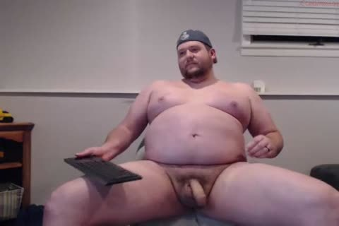 pretty overweight Straight knob undresses N Cums